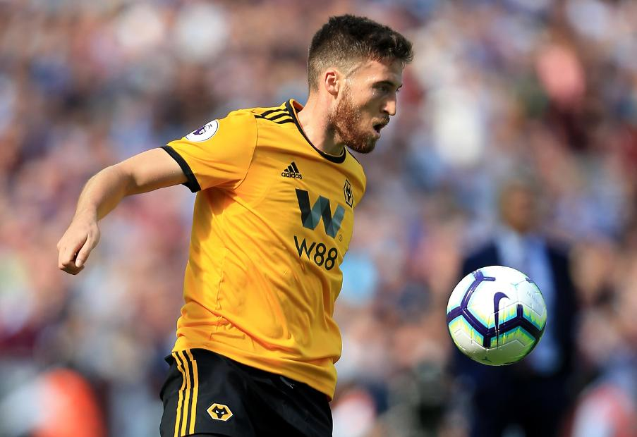Matt Doherty, Wolves