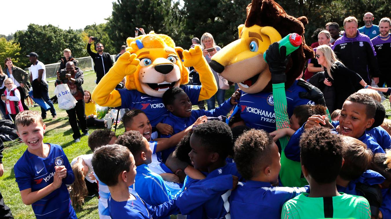 Premier League Under-9 Welcome Festival