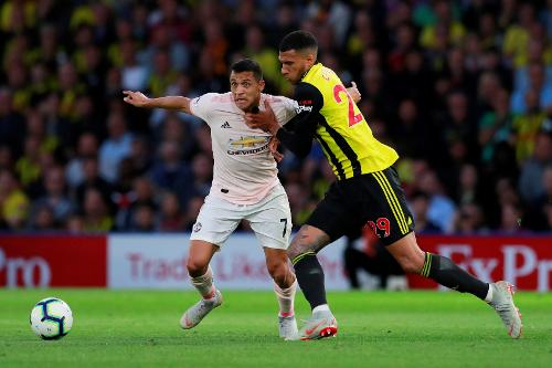Watford v Man Utd, 2018/19 | Premier League