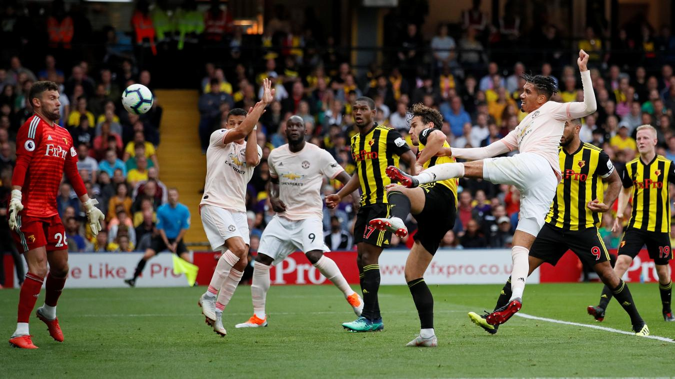 watford vs manchester united 1-2 highlights and goals video