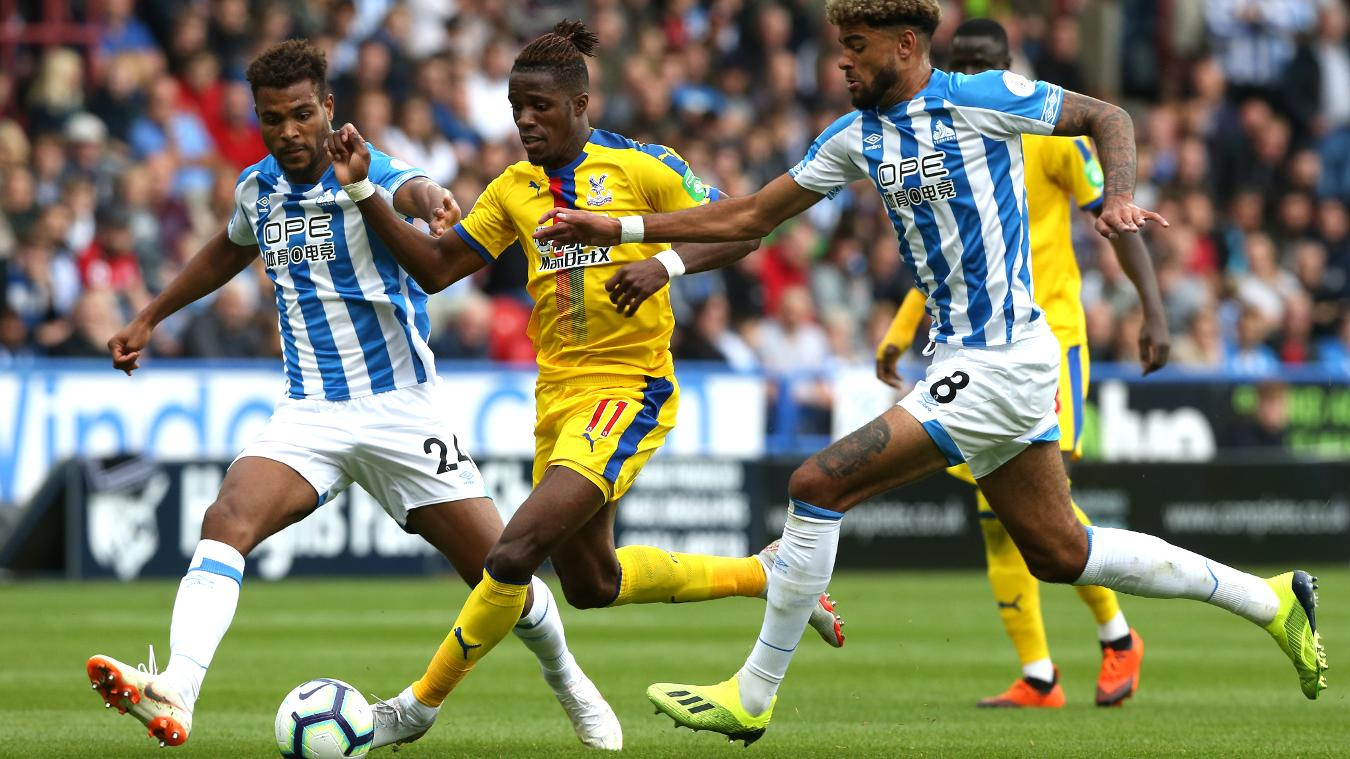 Huddersfield Town 0-1 Crystal Palace