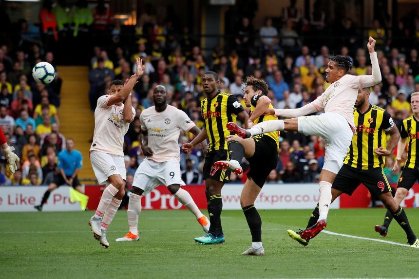 Watford v Manchester United
