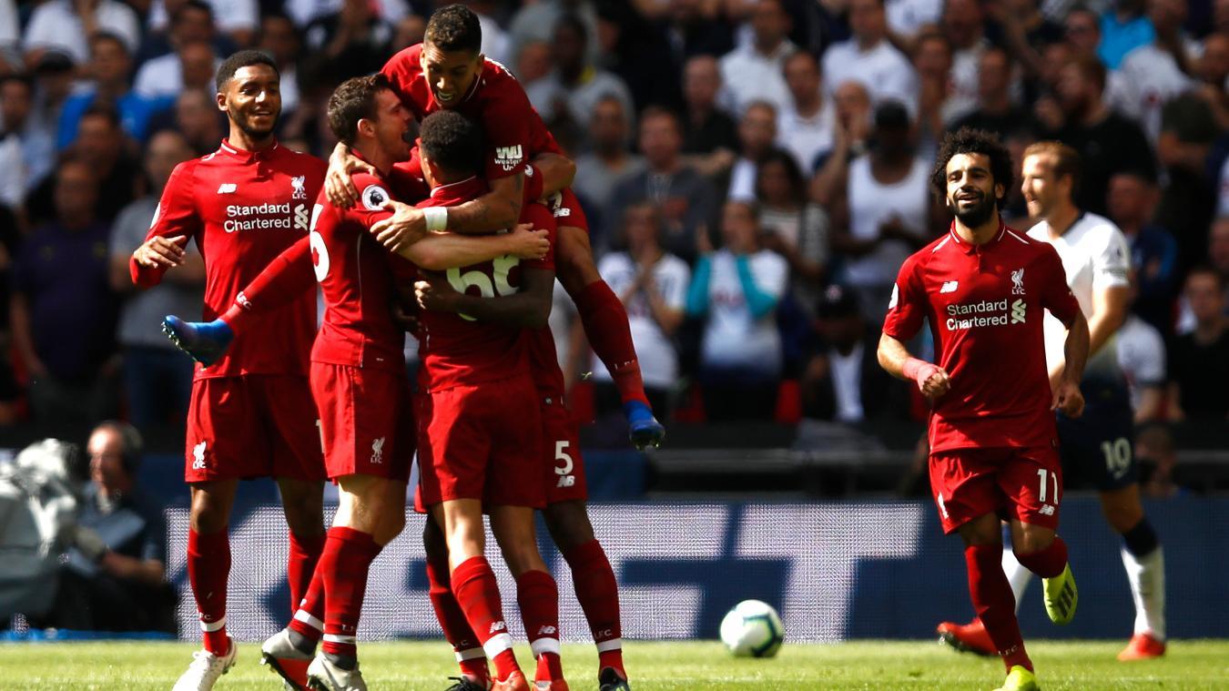 Tottenham Hotspur vs Liverpool 1-2- Highlights and Goals Video
