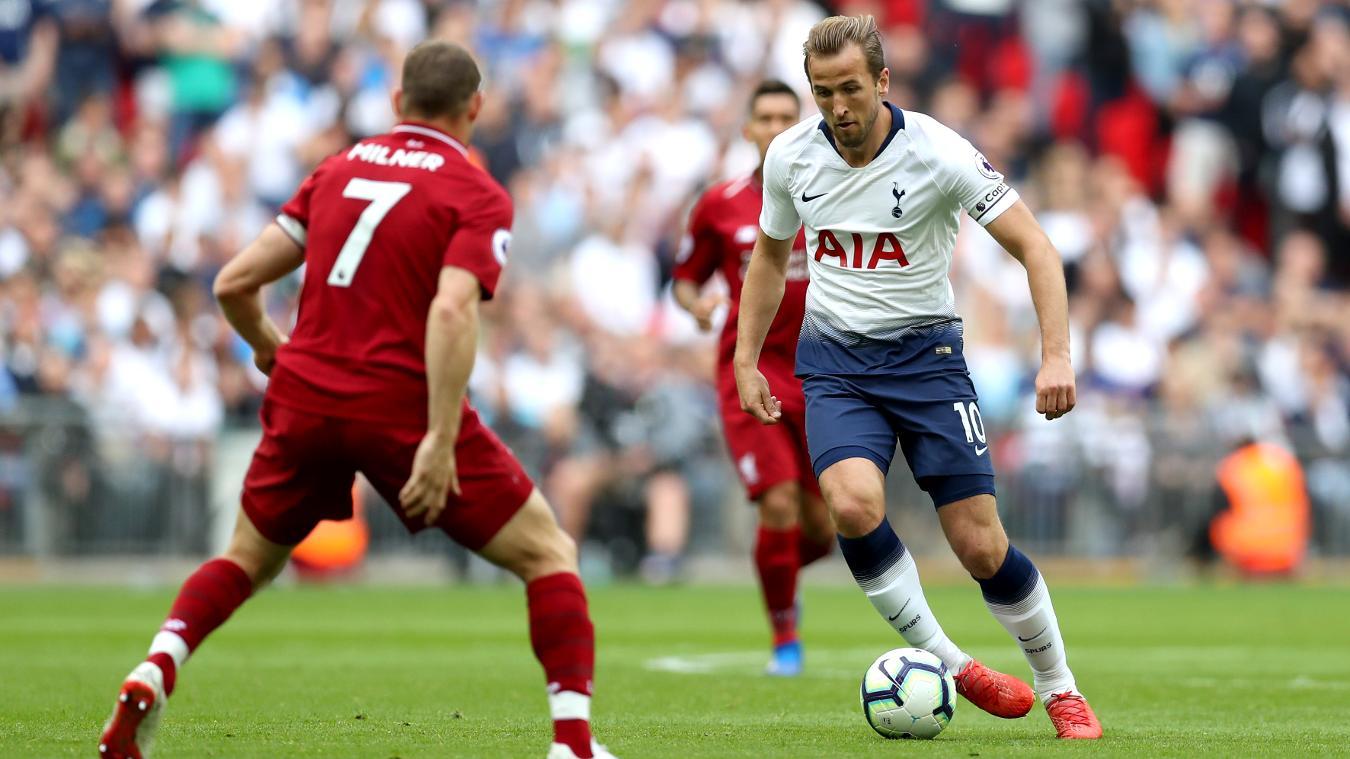 Tottenham Hotspur vs Liverpool 1-2 Highlights Video