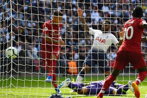 35163aab1ab Spurs v Liverpool, 2018/19   Premier League