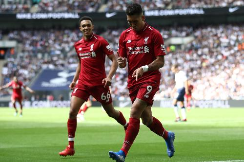 Image result for tottenham v liverpool 2018 wembley