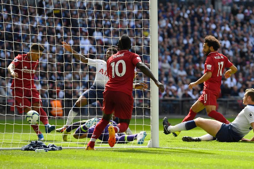 Tottenham Hotspur 1-2 Liverpool
