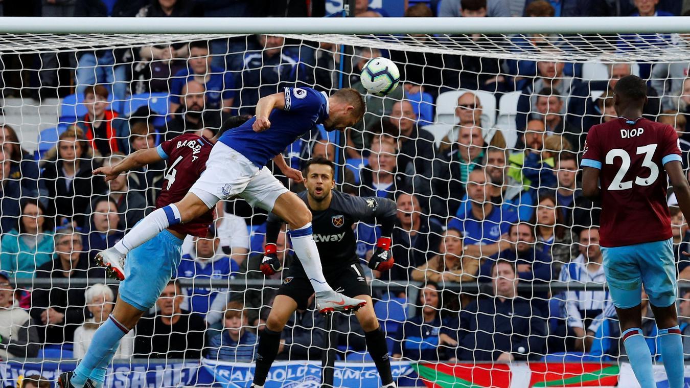 Everton vs West Ham United 1-3 Highlights