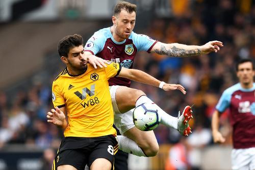Wolves v Burnley, 2018/19 | Premier League
