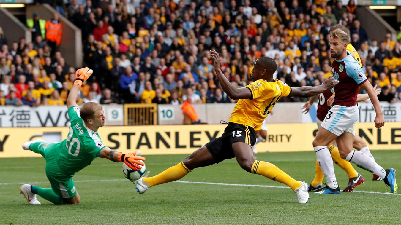 Wolverhampton Wanderers 1-0 Burnley
