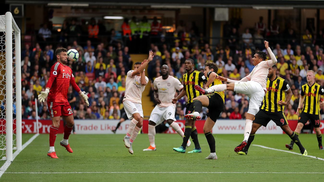 Watford 1-2 Manchester United