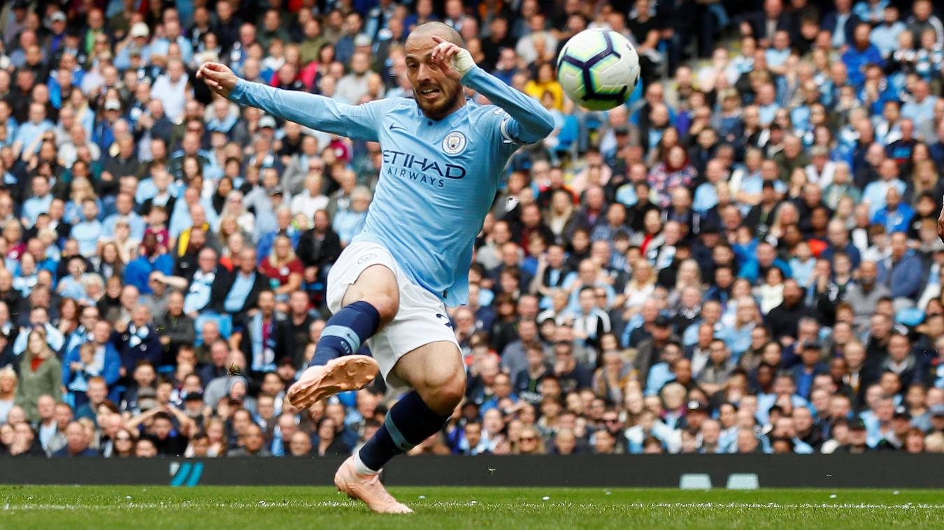 Manchester City 3-0 Fulham