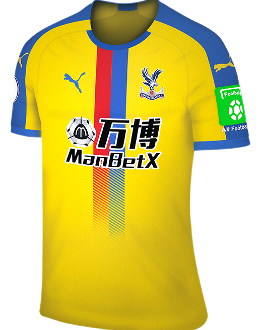 22fcba9b3e51 Crystal Palace third kit