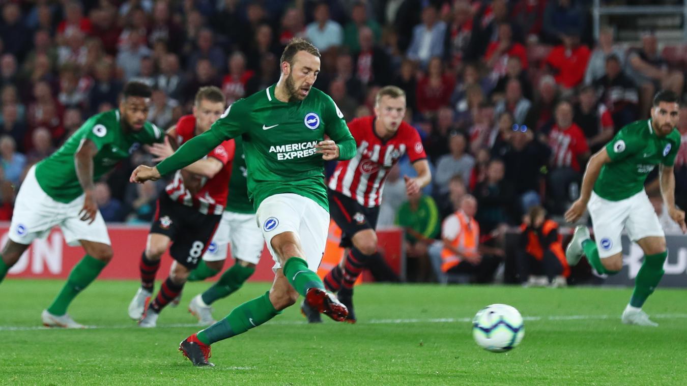Southampton vs Brighton and Hove Albion 2-2 Highlights