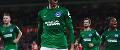 Glenn Murray celebrates scoring late penalty against Southampton