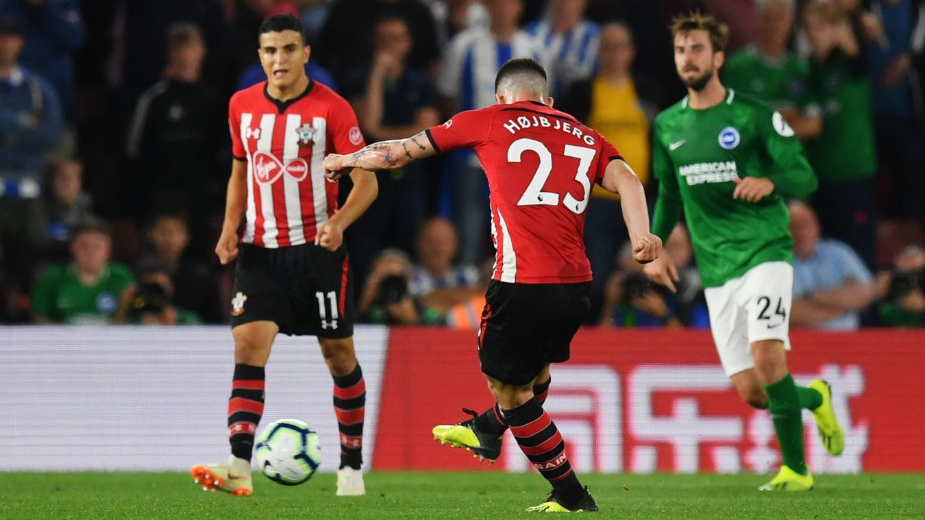 Southampton 2-2 Brighton Highlights