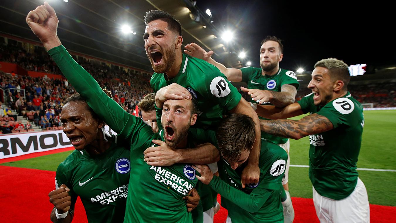 Southampton 2-2 Brighton