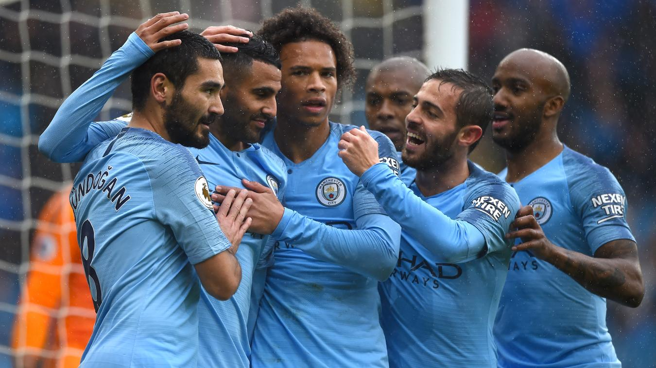 Cardiff City 0-5 Manchester City
