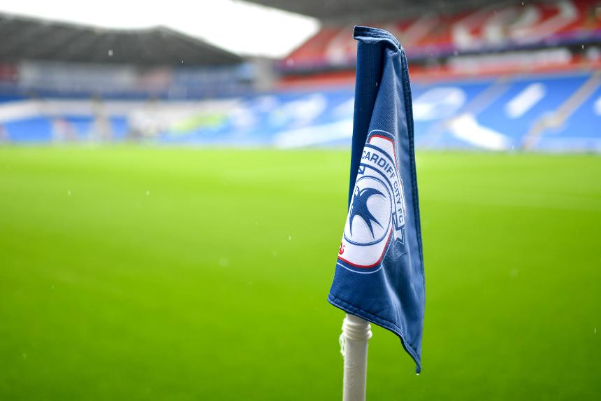 Cardiff City flag