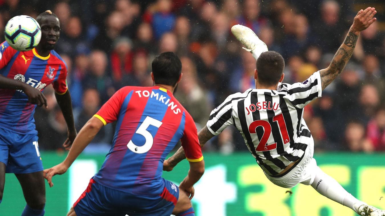 Crystal Palace 0-0 Newcastle United