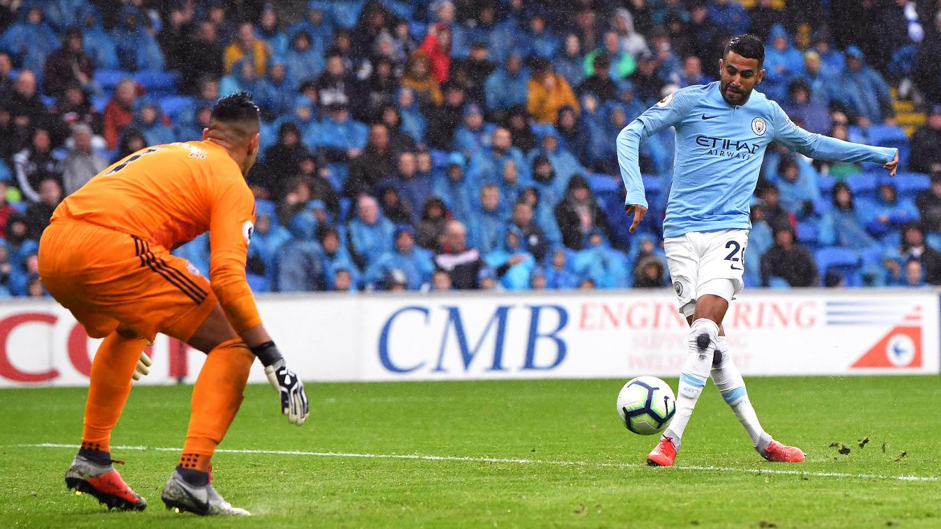 Cardiff City vs Manchester City 0-5 Highlights