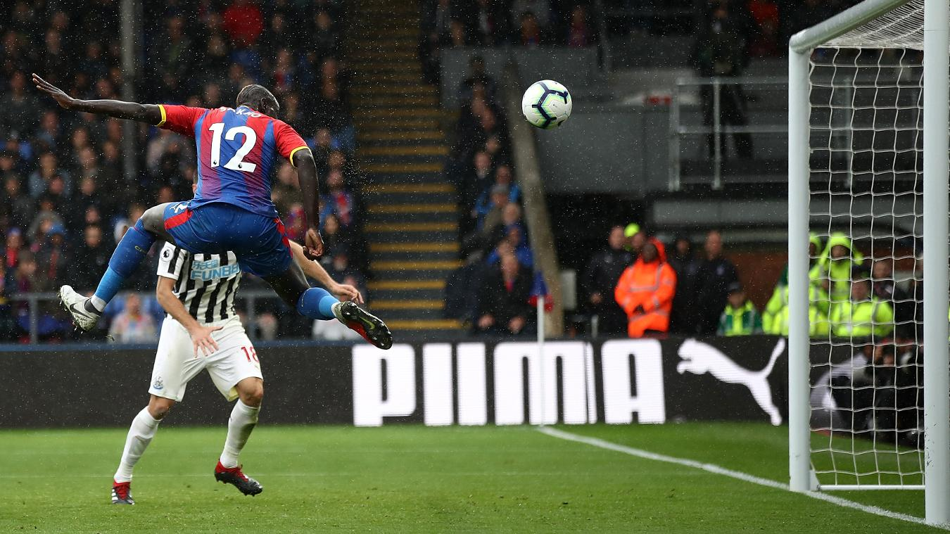 Crystal Palace 0-0 Newcastle United