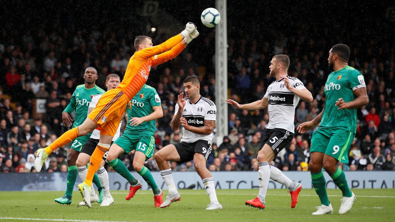 Fulham 1-1 Watford
