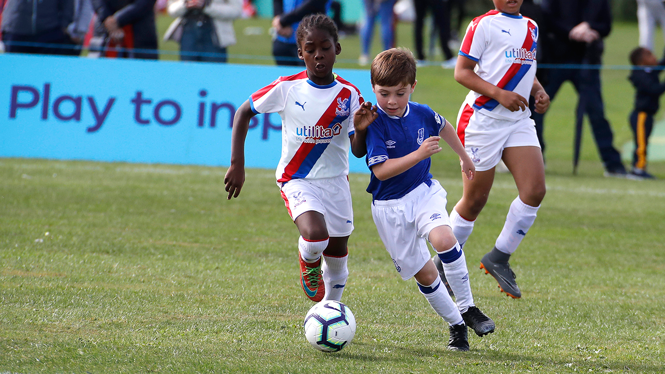 Youngsters Start Pl Journey With U9 Welcome Festival