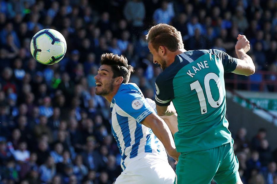 Harry Kane - Huddersfield Town v Tottenham Hotspur