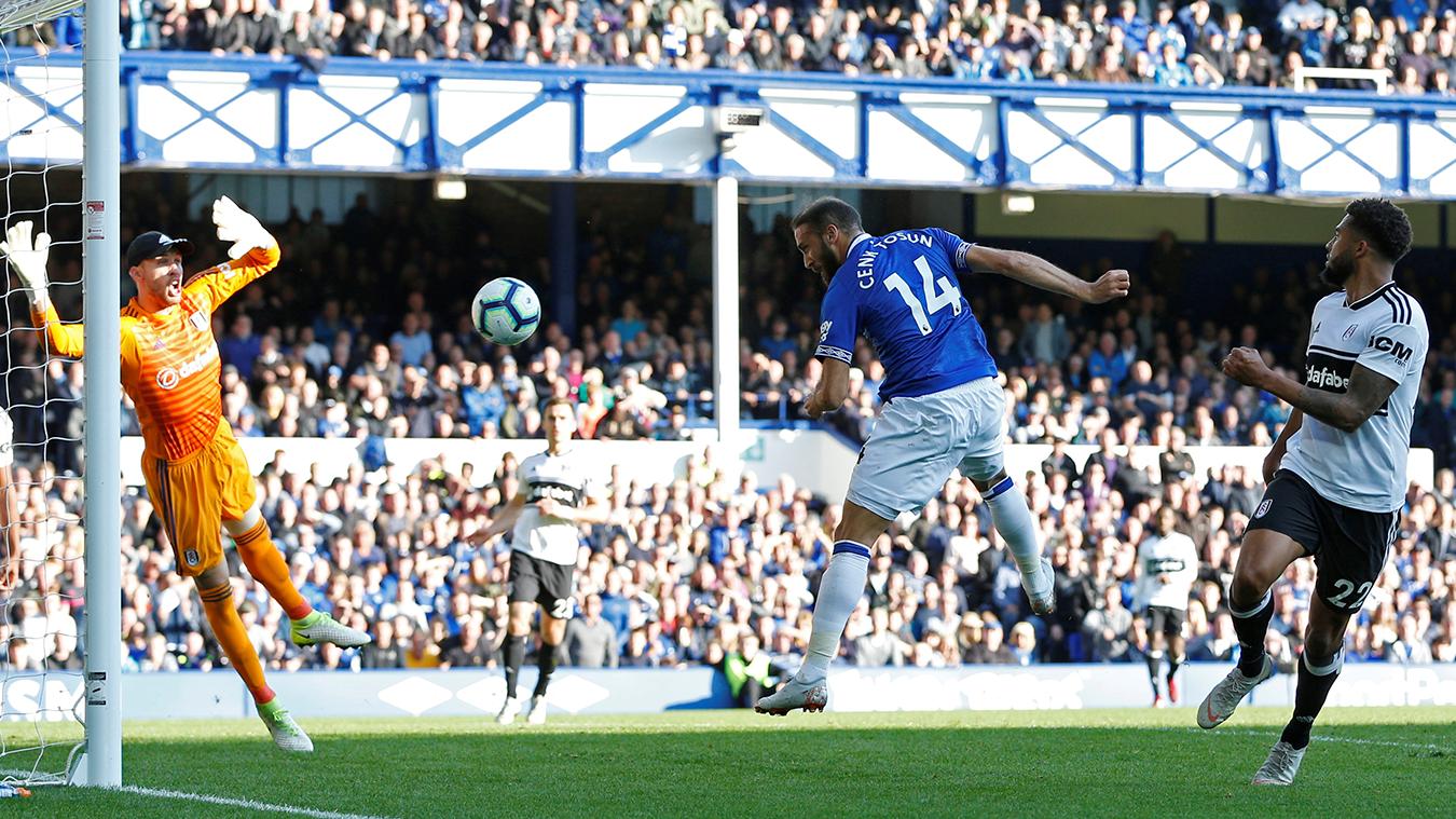 Everton 3-0 Fulham
