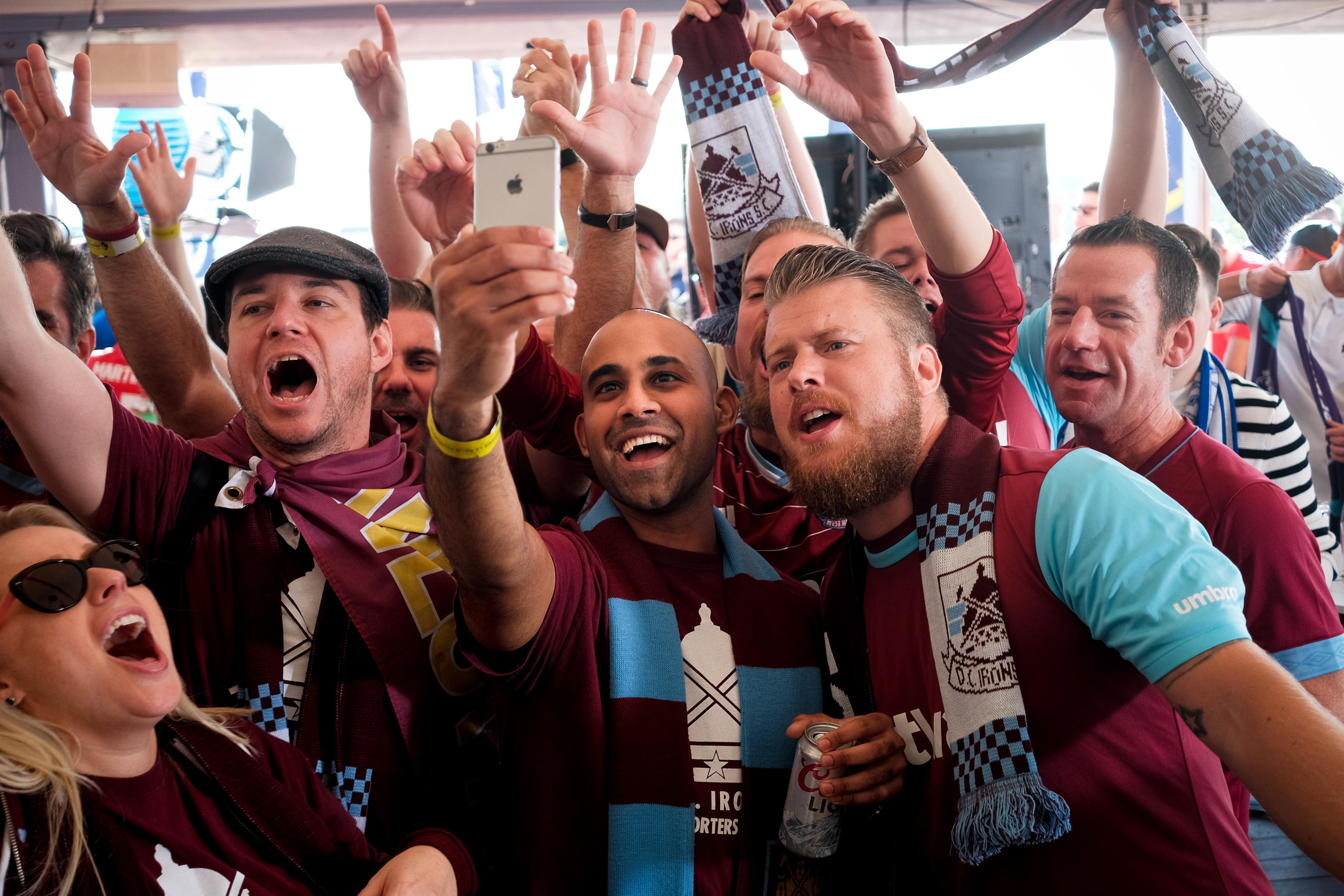 Bar Finder helps US fans unite to enjoy Premier League