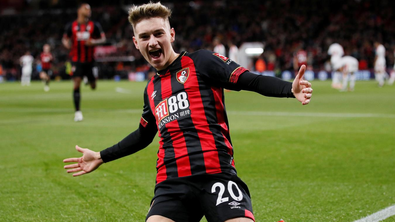 AFC Bournemouth 2-1 Crystal Palace