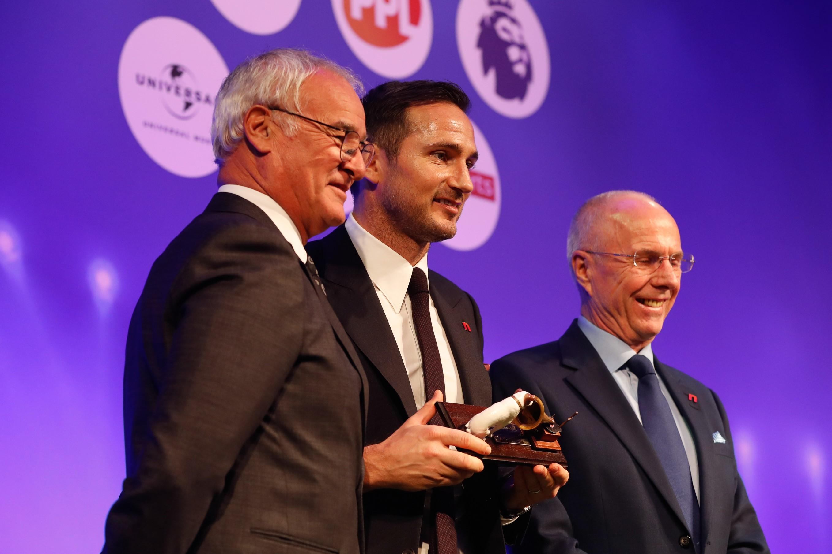 Mourinho: Lampard was the best professional