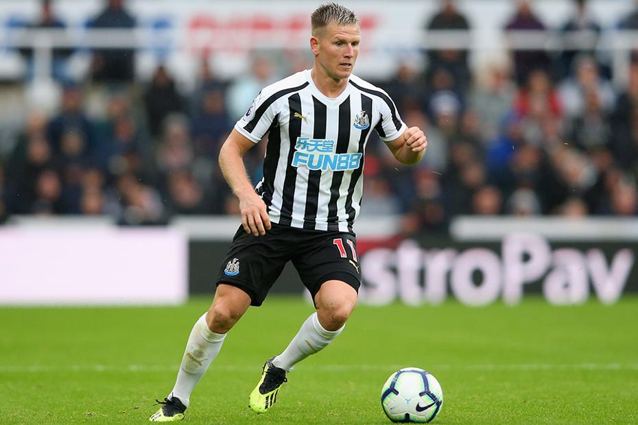Matt Ritchie, Newcastle United