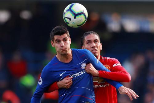 Chelsea v Man Utd, 2018/19 | Premier League
