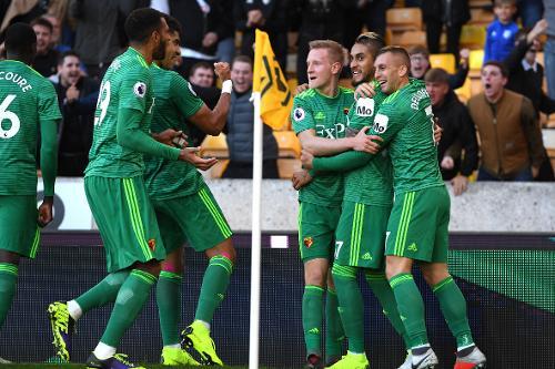 Wolverhampton Wanderers v Watford b6fe79bf2