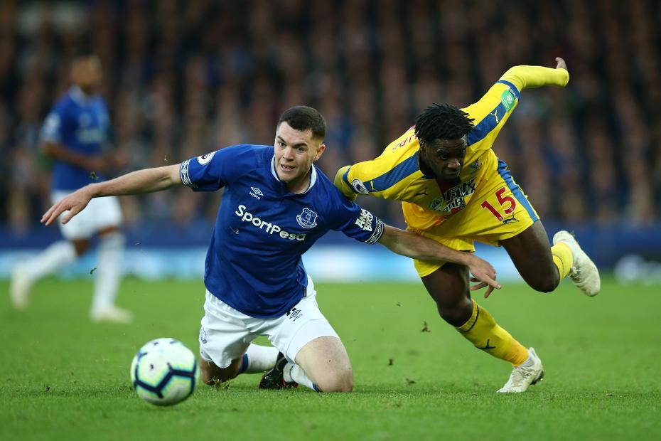 Michael Keane, Everton