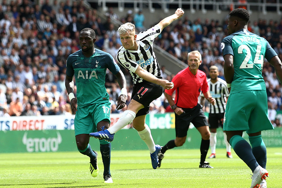 Matt Ritchie, Newcastle