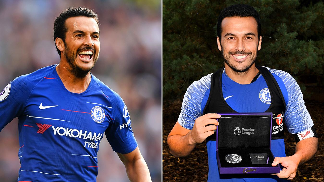 Premier League Milestones, Pedro