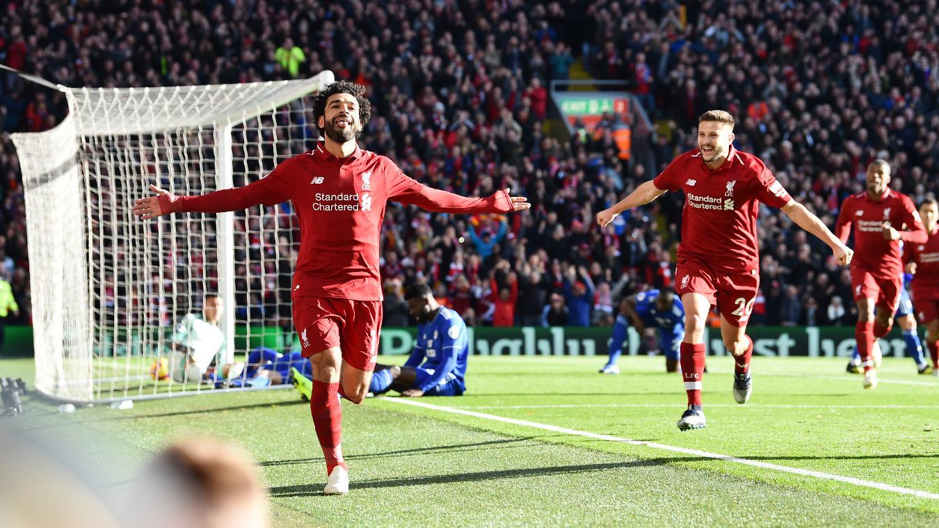 Liverpool 4-1 Cardiff City