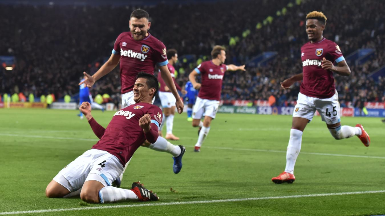 Leicester City 1-1 West Ham United
