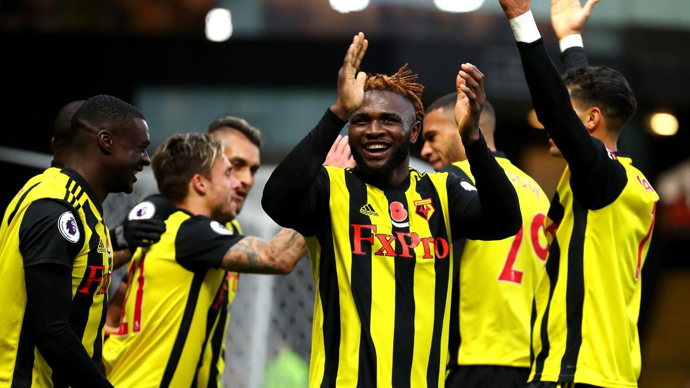 Watford 3-0 Huddersfield Town