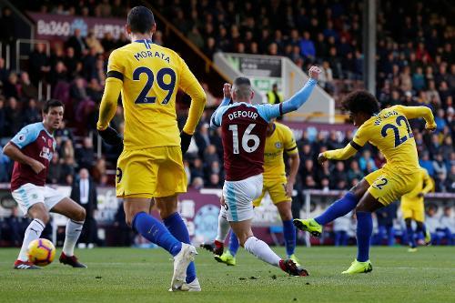 Burnley v Chelsea, 2018/19 | Premier League