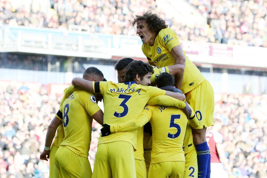 Burnley FC v Chelsea FC