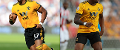 Adama Traore and Ivan Cavaleiro, Wolves