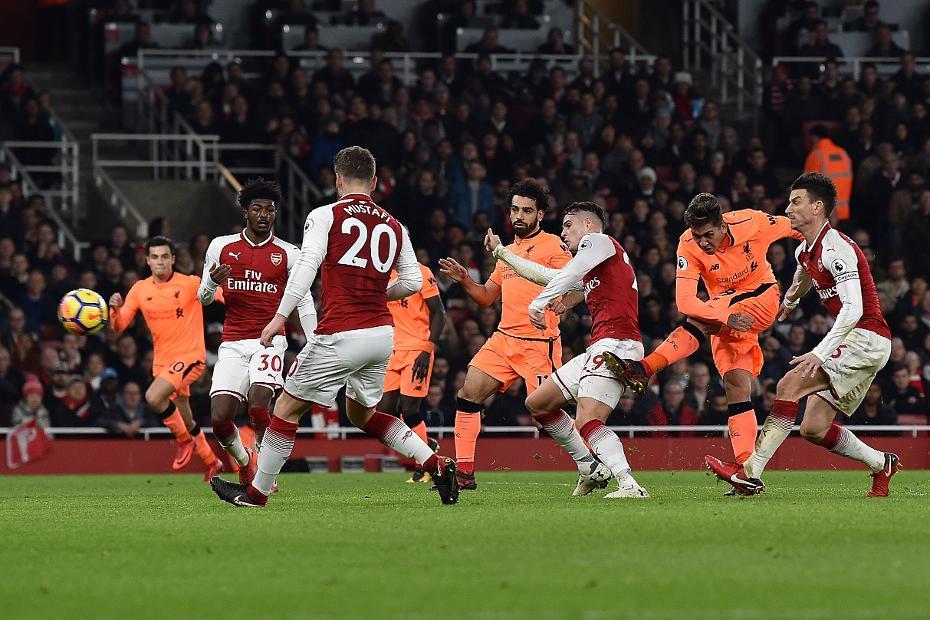 Roberto Firmino, Arsenal