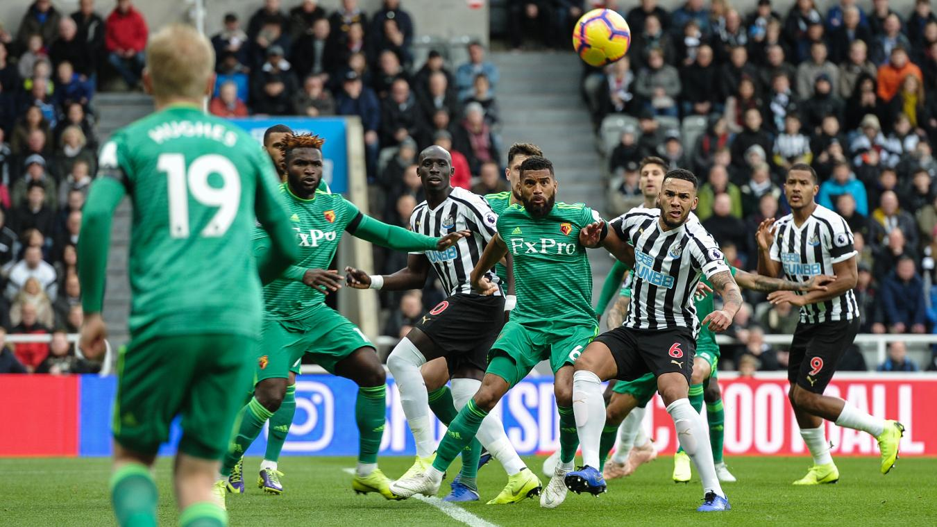 Newcastle United 1-0 Watford