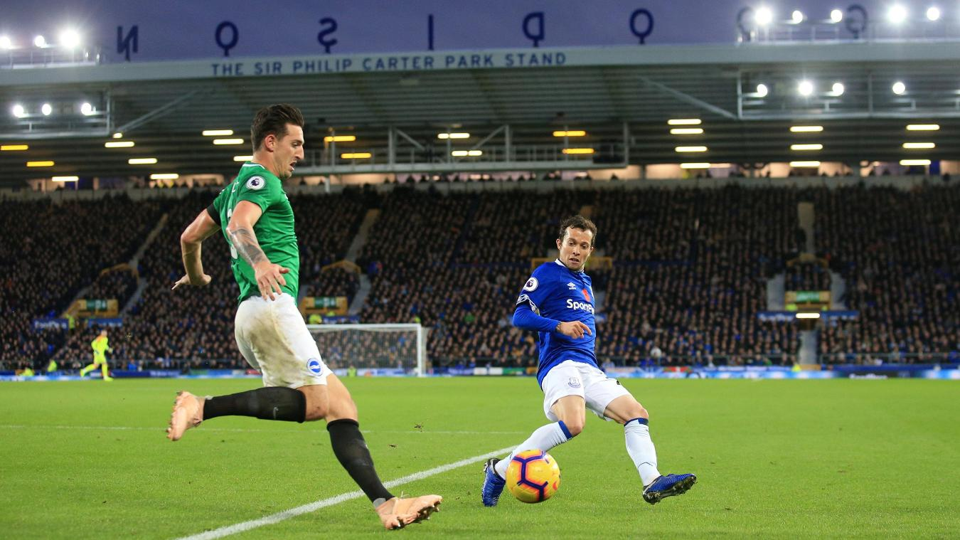 Everton 3-1 Brighton & Hove Albion