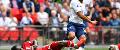 Lucas Moura scores for Spurs against Fulham