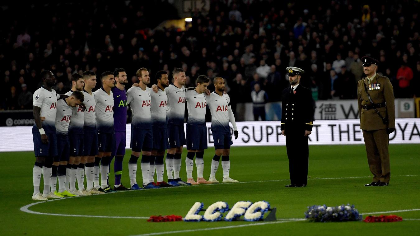 Football Remembers 2018